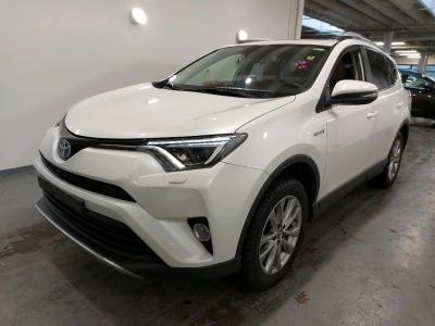 TOYOTA RAV4  2.5i e-AWD Hybrid Premium CVT