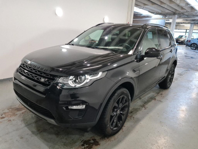 LAND ROVER DISCOVERY  SPORT 2.0 TD4 HSE Black Design Vision assist