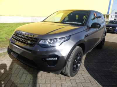 LAND ROVER DISCOVERY  SPORT 2.0 TD4 HSE Black design JAV 19 Incontrol Connect Plus