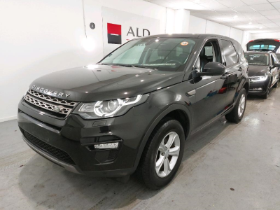 LAND ROVER DISCOVERY 03/2017