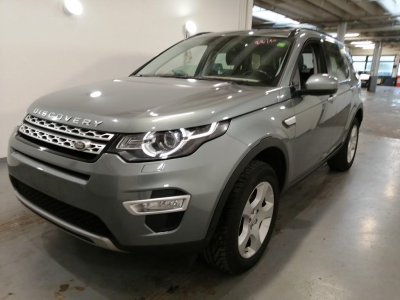 LAND ROVER DISCOVERY  SPORT 2.0 eD4 E-Capability HSE Luxury