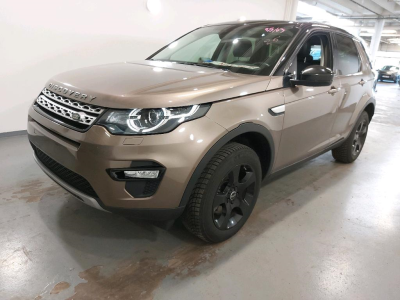 LAND ROVER DISCOVERY 02/2016