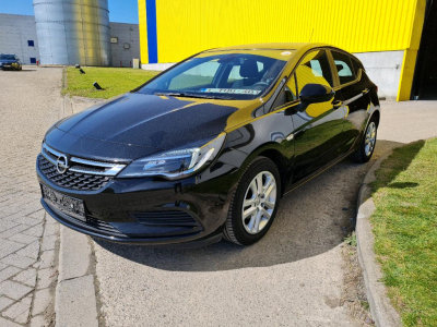 OPEL ASTRA  1.0 Turbo ECOTEC Edition Start/Stop Sight & Light Driving school