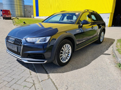 AUDI A4  ALLROAD QUATTRO  202.0 TDi Quattro S tronic Lounge Executive Plus