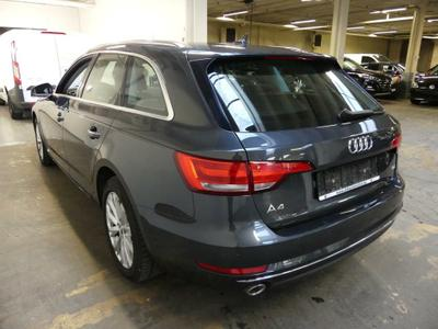 AUDI A4  AVANT  2.0 TDi Design Lounge Technology Executive Plus