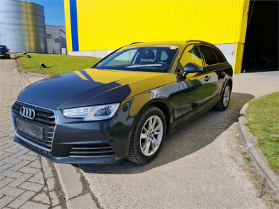 AUDI A4  AVANT  2.0 TDi ultra Executive Plus