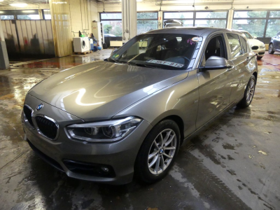 BMW 116  D EFFICIENTDYNAMICS EDITION MODEL SPORT COMFORT PLUS