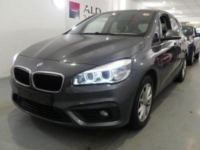 BMW 216  D MODEL ADVANTAGE COMFORT PLUS