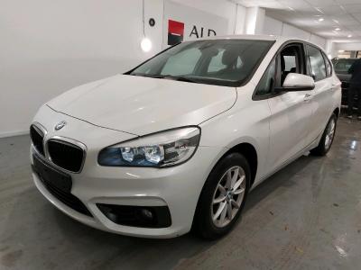 BMW 216 09/2015
