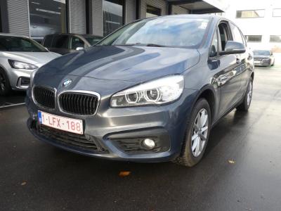 BMW 216  D  ADVANTAGE COMFORT PLUS CONNECTEDDRIVE SERVICES