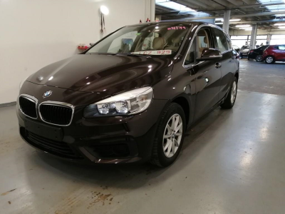 BMW 216 08/2015
