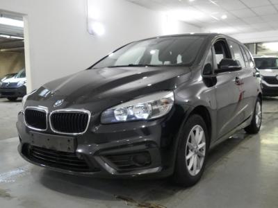BMW 216  DA  BUSINESS