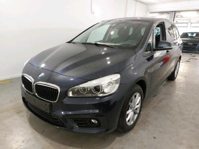 BMW 218 02/2016