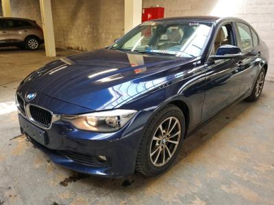 BMW 320 01/2014