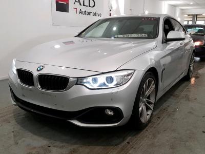 BMW 418  D MODEL SPORT