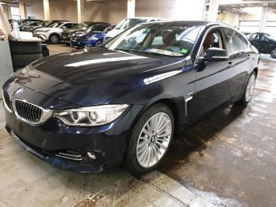 BMW 418  D MODEL LUXURY EXCLUSIVE