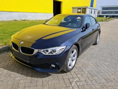 BMW 418 10/2016