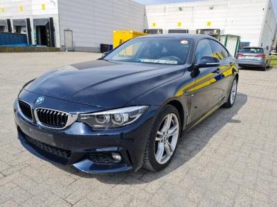 BMW 418  D MODE M SPORT CONNECTEDDRIVE SERVICE BUSINESS