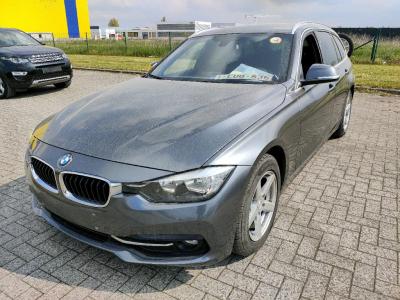 BMW 318 12/2015