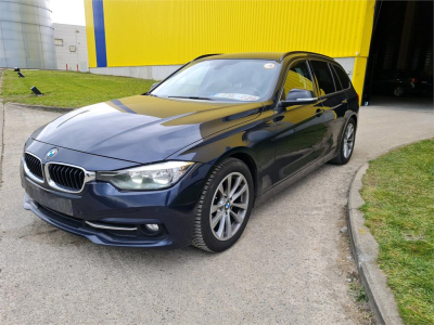 BMW 320  DA ED EDITION BUSINESS COMFORT MODEL SPORT