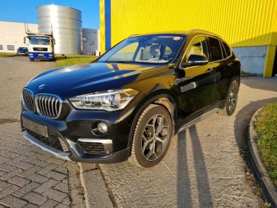 BMW X1   1.5 d sDrive16 Comfort Plus Model xLine Travel