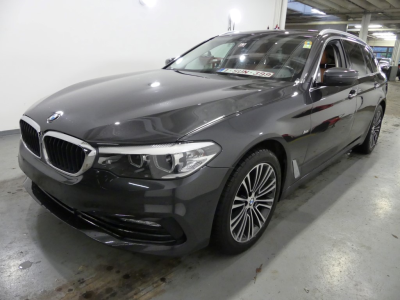 BMW 520  DA  TRAVEL SPORT LINE BUSINESS