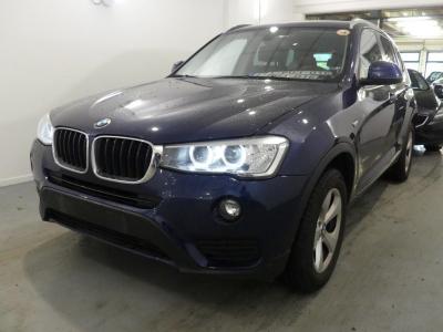 BMW X3   2.0 d sDrive18 Business Model Advantage
