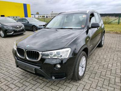 BMW X3   2.0 d xDrive20 Business