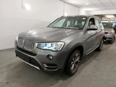 BMW X3   2.0 d xDrive20 xLine Exclusive