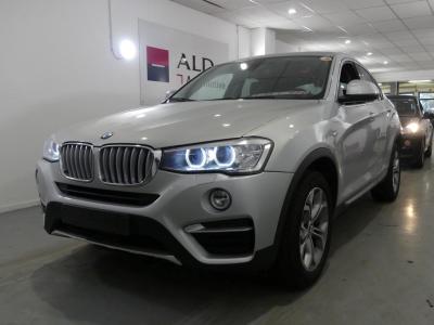 BMW X4 02/2016