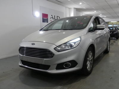 FORD S-MAX   2.0 TDCi Business Edition+ PowerShift Hiver Titanium
