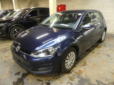 VOLKSWAGEN GOLF 10/2015