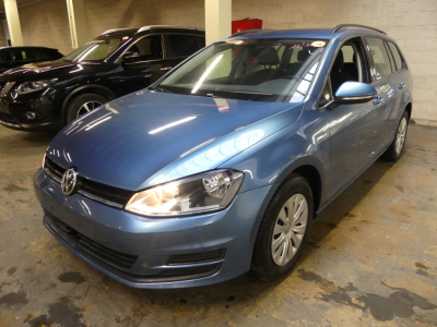 VOLKSWAGEN GOLF 10/2016